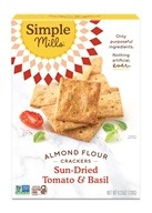 Simple Mills - Naturally Gluten-Free Almond Flour Crackers