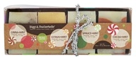 Holiday Handmade Natural Bar Soap Set