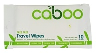 Bamboo Tree Free Travel Wipes