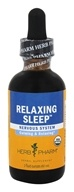 Relaxing Sleep Nervous System