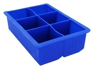 Tovolo - Silicone King Cube Ice Tray Stratus Blue