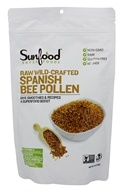 Spanish Bee Pollen Raw Wild-Crafted