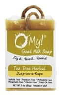 O My! - Goat Milk Soap-on-a-Rope Tea Tree