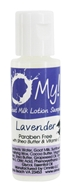 O My! - Goat Milk Lotion Lavender -