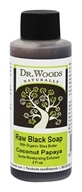Dr. Woods - Raw Black Soap with Organic