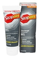 Stopain - Extra Strength Pain Relieving Gel - 4 oz.