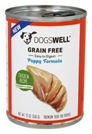 Canned Dog Food Puppy Formula