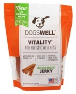 Dogswell - Vitality Jerky Chicken Breast - 24 oz.