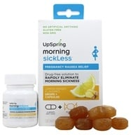 Morning SickLess Nausea Relief Capsules & Drops