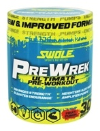 PreWrek Ultimate Pre-Workout