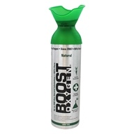 Boost Oxygen - 95% Pure Oxygen Natural - 6 Liter(s)