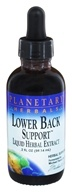 Lower Back Support Liquid Herbal Extract