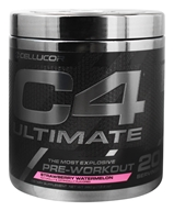 Cellucor - C4 Ultimate iD Series Pre-Workout 20 Servings Strawberry Watermelon - 380 Grams