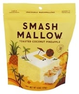 Smashmallow - Snackable Marshmallows Toasted Coconut Pineapple -