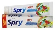 Spry Kid's Tooth Gel Flouride-Free