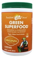 Amazing Grass - Green SuperFood Powder 45 Servings Original - 12.6 oz.