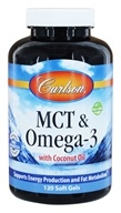 MCT & Omega 3 with Coconut Oil