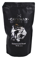 Caveman Coffee - Sabertooth Coffee Roast - 12 oz.