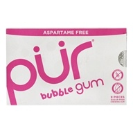 Pur Gum - Sugar Free Chewing Gum Bubble