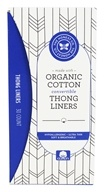 The Honest Company - Organic Cotton Thong Liners - 30 Count