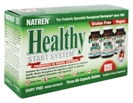 Healthy Start System Probiotics in Veggie Capsules