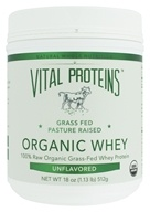 Vital Proteins - Organic Whey Unflavored - 18