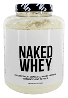 Naked Nutrition - Naked Whey Unflavored - 5