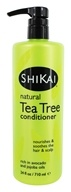 Shikai - Conditioner Natural Tea Tree - 24 oz.
