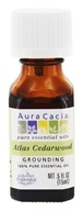 Aura Cacia - Essential Oil Atlas Cedarwood -