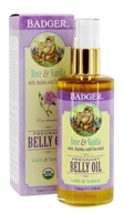 Organic Pregnant Belly Oil