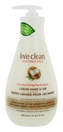 Live Clean - Moisturizing Liquid Hand Soap Coconut