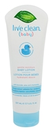 Live Clean - Gentle Moisture Baby Lotion with