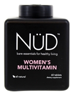 NUD - Women's Multivitamin - 60 Tablets