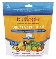 Bluapple - One Year Refill Kit - 8