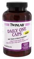 Daily One Multi Vitamin & Mineral Supplement Caps Without Iron