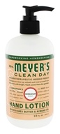 Mrs. Meyer's - Clean Day Hand Lotion Geranium