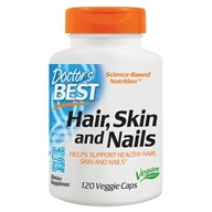 Doctor's Best - Hair, Skin and Nails -