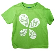 LuckyVitamin Gear - Infant T-Shirt 12 Months Green