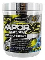 VaporX5 Next Gen Performance Series Pre-Workout Explosive Energy 30 Servings