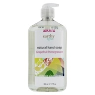 Earthy - Earthy Spa Hand Soap Grapefruit Pomegranate