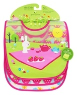 Wipe-Off Bibs Picnic Set