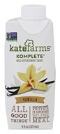 Kate Farms - Komplete Meal Replacement Shake Vanilla