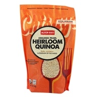 Organic Pearl Heirloom Quinoa