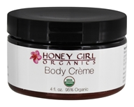 Honey Girl Organics - Organic Body Creme -