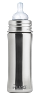 Pura - Stainless Steel Infant Bottle Natural Mirror