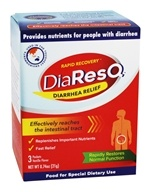 DiaResQ - Diarrhea Relief Rapid Recovery Vanilla - 3 Packet(s)