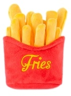 American Classic Plush French Fries Dog Toy