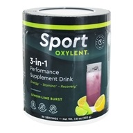 3-In-1 Performance Supplement Drink