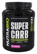 Super Carb Performance & Recovery Carb Fuel Powder