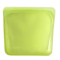Stasher - Reusable Silicone Sandwich Storage Bag Lime